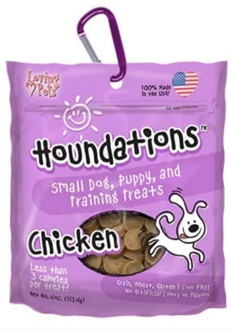 HOUNDATIONS Dog Snack Chicken-Pollo