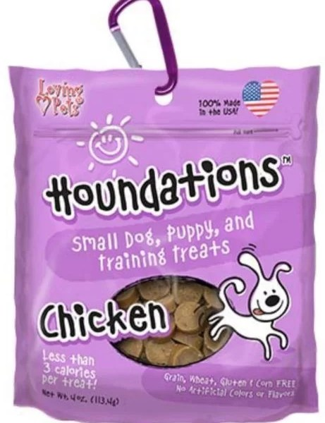 HOUNDATIONS Dog Snack Chicken-Pollo