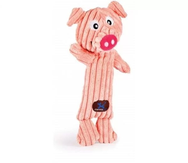 CHARMING PET PELUCHE TENNIS HEAD CERDO