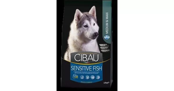 Cibau Fish Medium-Maxi 12 Kg