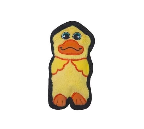 OUTWARD HOUND Perro Peluche Invicible Pato Mini