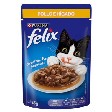 Felix Pollo E Higado En Salsa
