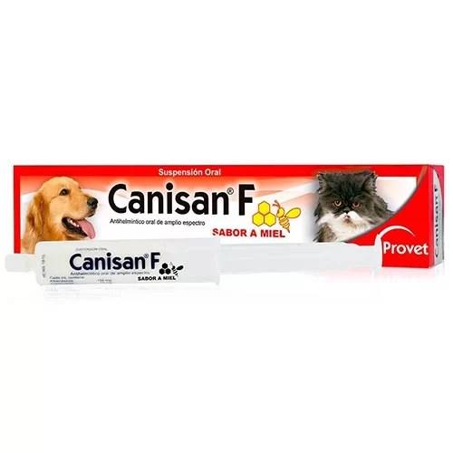 Caninsan F para perros y gatos