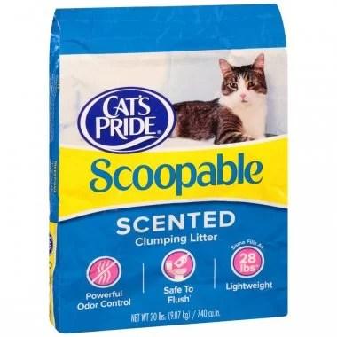Cats pride Scopable para gatos