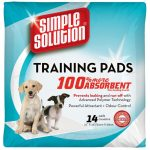14 Simple Solution Dog Training Pads