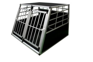 Expandable Dog Crates Aluminium travel crate