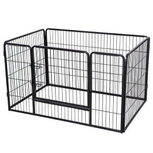 Expandable Dog Crates Songmics Puppy Playpen