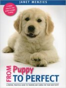 dog obedience magazine from puppy to perfect