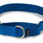 Martingale remote control vibrating dog collars