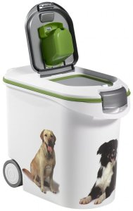 Best Airtight Dog Food Storage Container 2017 - PetLife Curver