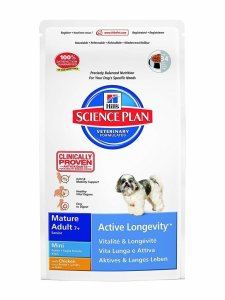 best senior dog food HILLS SCIENCE