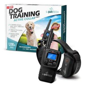 pettech best dog shock collar
