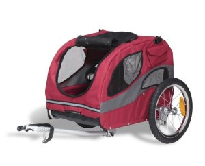 Solvit Houndabout Best Dog bike Trailer