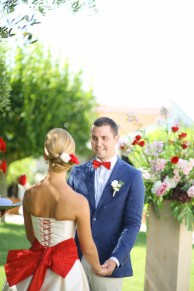 Красный цвет на свадьбу. Red colour for wedding