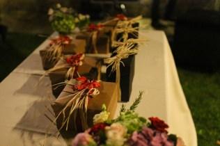 Подарки для гостей на свадьбу. Wedding favours