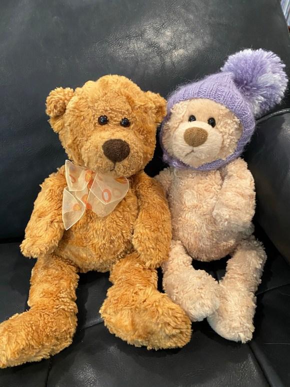 Marmalade and Manni