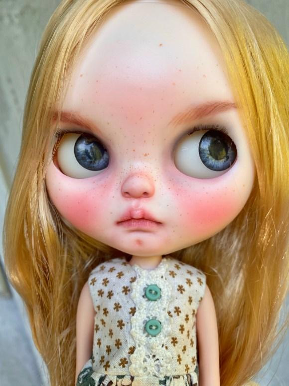 Custom NBL Blythe doll