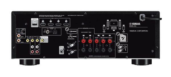 Amplificateur Home Cinema 5.1 canaux compatible Bluetooth RX-V385