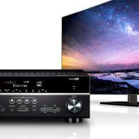 YAMAHA RX-V385 Amplificateur Home Cinema 5.1 canaux compatible Bluetooth