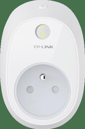Prise connectée WiFi HS100 - Commande vocale Google Home / Amazon Alexa