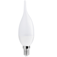 Lampe flamme LED C37 WELL