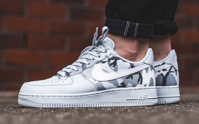 e48dc5aa5edf7 Later this week Nike will be releasing the Air Force 1 Low Reflective Camo  ...