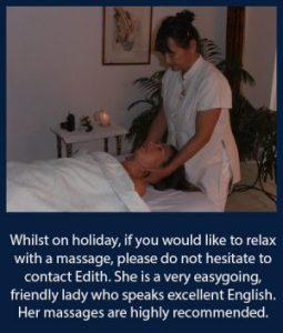 Edith's Massage