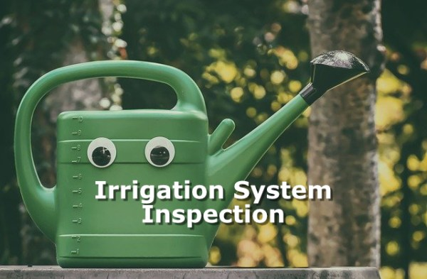 Irrigation System Inspeciton