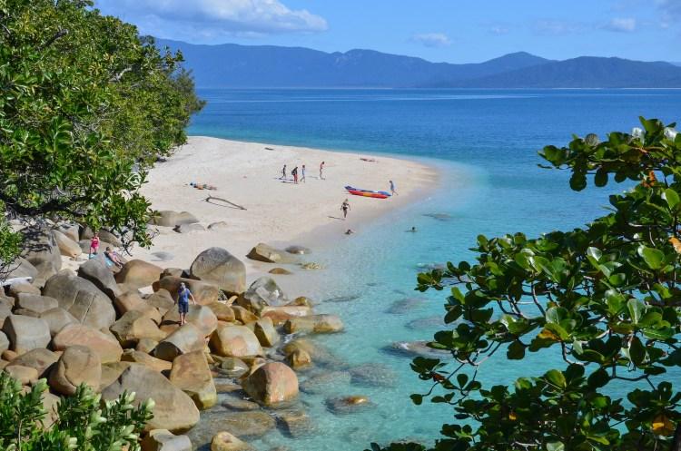 Beach_Fitzroy Island_Australia