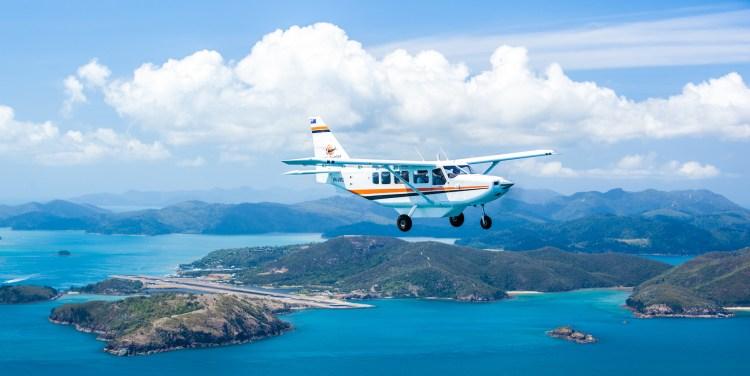 Scenic Flight_Whitsundays_Australia