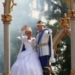 Pictures in the Parks – The Wedding of the Century