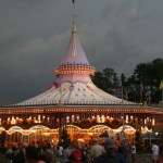 Cinderella's Golden Carrousel at the Magic Kingdom
