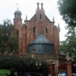The Incredible Haunted Mansion!