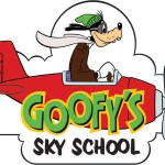 33 Days til Disneyland – Goofy's Sky School!