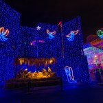 Hollywood Studios Spectacle of Dancing Lights