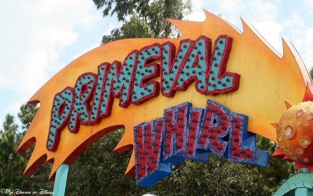 Primeval Whirl