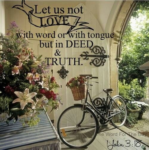 1John 3:18