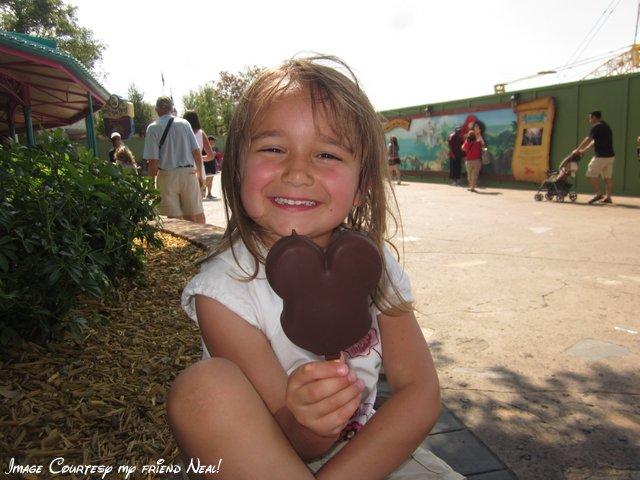 Mickey Premium Ice Cream Bar