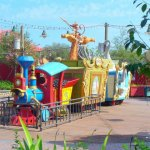 Magic Kingdom Attraction Guide – Casey Jr.