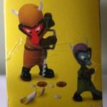 Walt Disney's THE GREMLINS Figurine Boxed Set