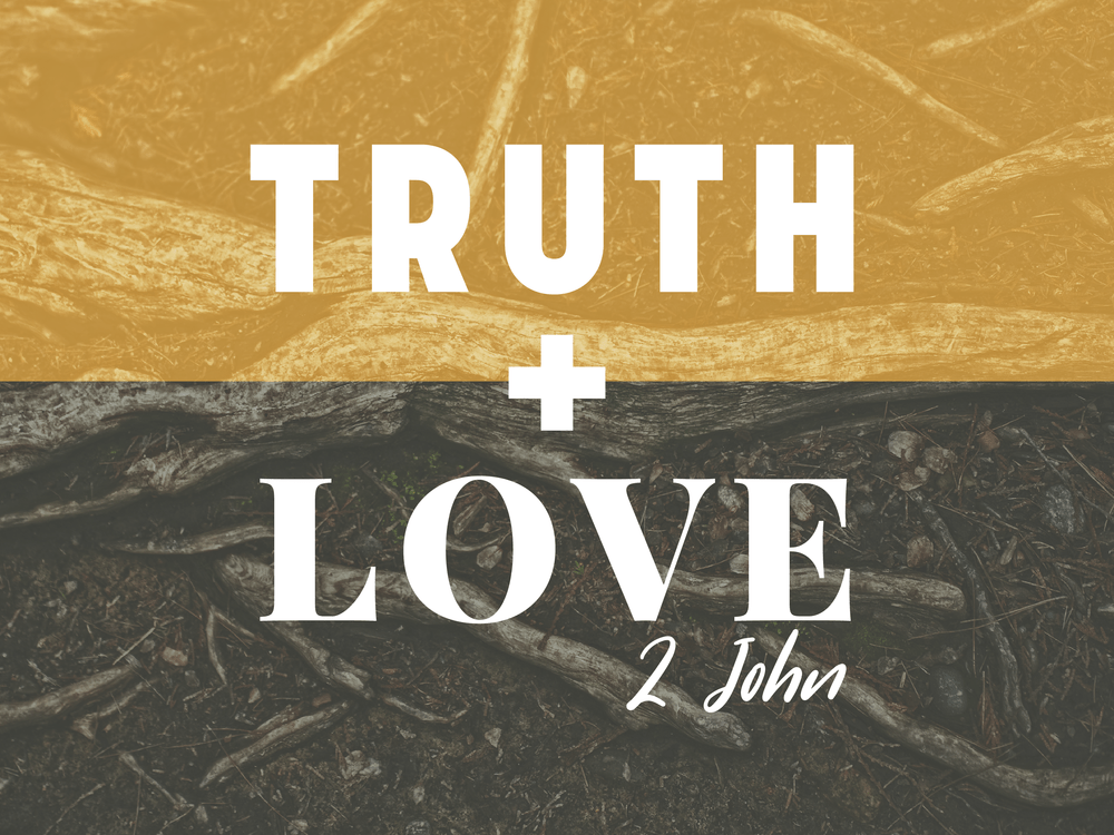 Truth in Love