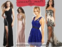 Prom Dresses Petite Figure : Overview 2017 - MyDressReview