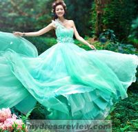 Green And Blue Prom Dresses - Popular Choice 2017 ...
