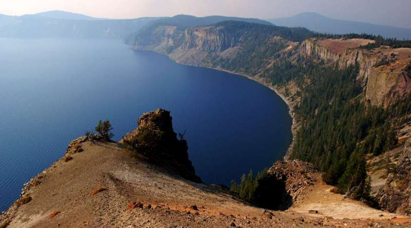 Rim Drive Tour, Crater Lake National Park