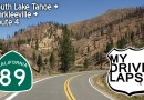Sierra Nevada Drive: California 89 to Markleeville, Highway 4