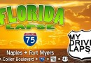 Naples to Fort Myers on Collier Boulevard & I-75 Dashcam