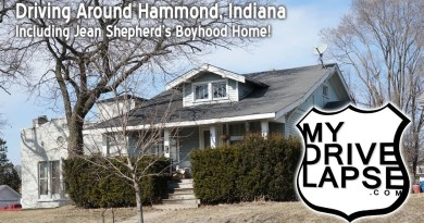 Around Hammond, Indiana: to Jean Shepherd's Boyhood Home