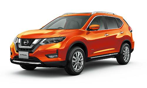 Nissan releases X-Trail