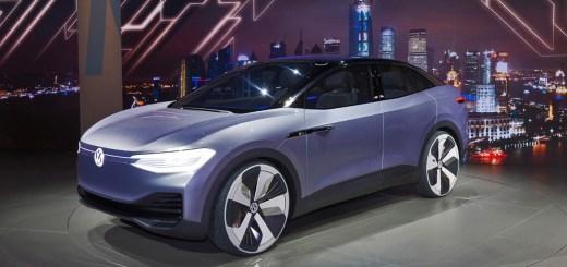 Volkswagen's I.D. CROZZ, the electric SUV concept