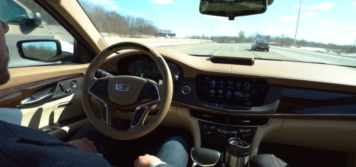 Cadillac Super Cruise Sets the Standard for Hands-Free Highway Driving